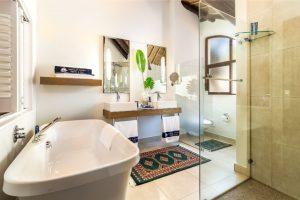 Bathroom Luxury Duplex Accommodation St Helena Bay
