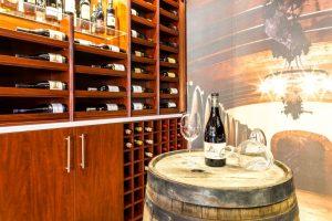 Cattle Baron Wine Cellar